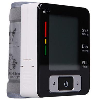 Monitor ciśnienia krwi z wyświetlaczem LED 1pack PC nadgarstek / siła robocza Dom