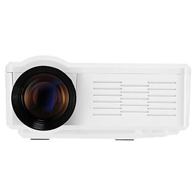 BL-35 LCD Hjemmebiografprojektor LED Projektor 800 lm Support 1080P (1920x1080) Skærm / VGA (640x480)