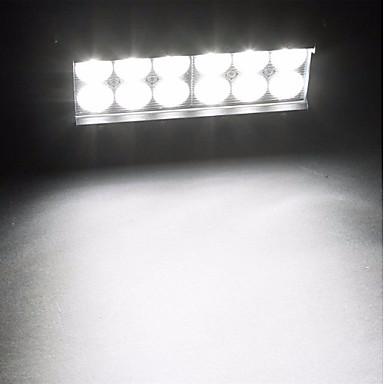 פנס אחורי לאופניים / אורות בטיחות / אורות זנב LED LED רכיבת אופניים תאורת לד, עמיד במים 2000 lm DC מופעל לבן טבעי מחנאות / צעידות / טיולי מערות / שימוש יומיומי / צלילה / שייט