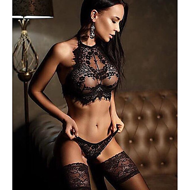 3a0acb120 Women s Sexy Nightwear - Lace   Backless