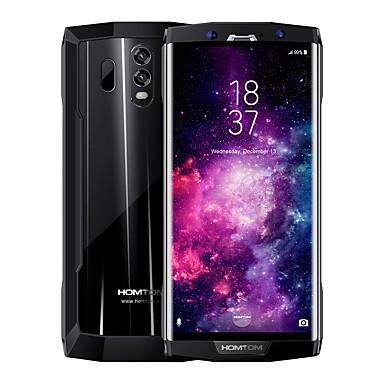 "HOMTOM HT70 18: 9 exibição completa 6inch ""4G Smartphone (4GB + 64GB 5mp 16mp MediaTek MT6750T 10000mAh)"