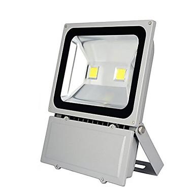 1 szt. 100 W Reflektory LED Wodoodporny / Dekoracyjna Zimna biel 85-265 V Oświetlenie zwenętrzne 2 Koraliki LED