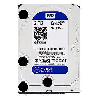 WD 2TB SATA 3.0(6Gb / s) WD20EZRZ