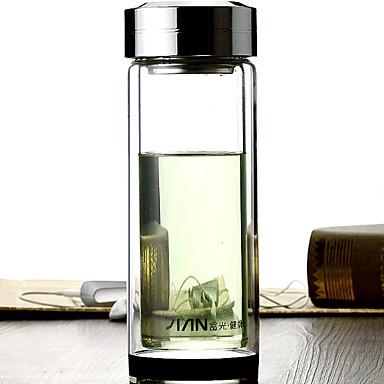 Naczynia do picia Szkło o wysokiej zawartości boru Szkło zatrzymywania ciepła 1 pcs