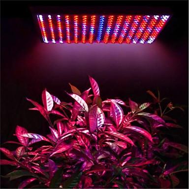 1 szt. 15 W 225 Koraliki LED Dla szklarni hydroponicznej Oprawia oświetleniowa Grow Biały Czerwony Niebieski 85-265 V