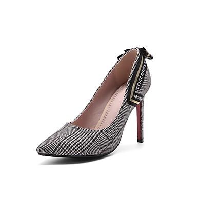 ... 06633186 Automne Femme Soirée Talon Bout Evénement Talons Chaussures  Printemps Confort Rouge Noir ... f68d82e3377c