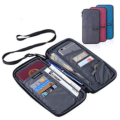 Etui na paszport i dokumenty Przenośny / Akcesoria do walizek / Wielofunkcyjny Poliester 22.5*12 cm cm