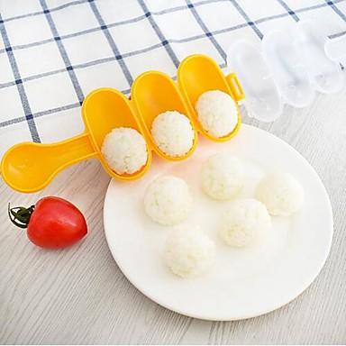2 szto. Narzędzia kuchenne Tworzywa sztuczne Prosty / Kreatywny gadżet kuchenny Forma DIY Dla Rice