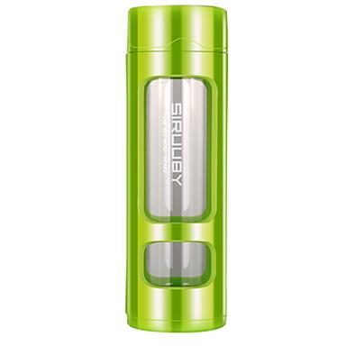 Naczynia do picia PP + ABS / Szkło o wysokiej zawartości boru Szkło Ciepło-izolacyjne 1 pcs