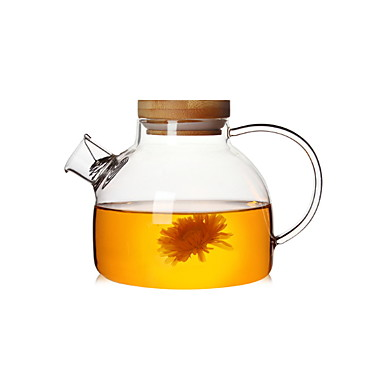 Szkło żaroodporne 1szt Dzbanek do herbaty