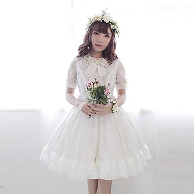 Sweet Lolita Dress Princess Lolita Chiffon Women S Dress Cosplay