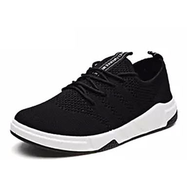 Men's Rubber Athletic Spring / Summer Comfort Athletic Rubber Shoes White / Black / Gray a31624