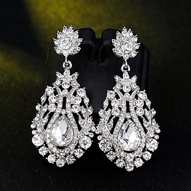 dbe6978cb Women's Drop Earrings Earrings Flower Simple European Fashion Jewelry  Silver For Wedding Daily