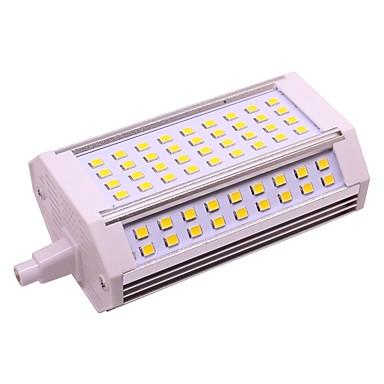 10w r7s condus diodă bombillas floodlight 118mm 72 smd 2835 ac 85 - 256v 110v 220v alb rece / cald alb (1 bucată)