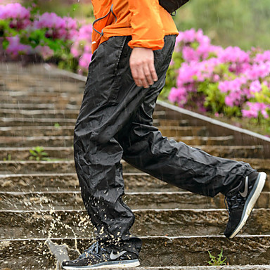 Men's Women's Solid Color Waterproof Hiking Pants Outdoor Waterproof Breathable Ultra Light (UL) Quick Dry Spring, Fall, Winter, Summer Pants / Trousers Bottoms Camping / Hiking Climbing Cycling