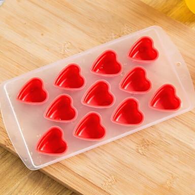 Narzędzia do pieczenia żel krzemionkowy Kreatywny gadżet kuchenny Do naczynia do gotowania / Lód Stamper & Scraper 1szt