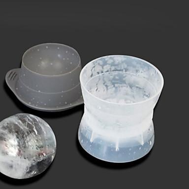 Narzędzia do pieczenia ABS + PC Kreatywny gadżet kuchenny / majsterkowanie Lód / Lód na patyku Przybory deserowe 1 szt.