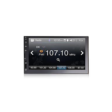 RUNGRACE 7 in 2 końcówki Inne / Pozostałe OS Wbudowany Bluetooth / Kontrola kierownicy / Ekran dotykowy na Univerzál Wsparcie WMV / RMVB