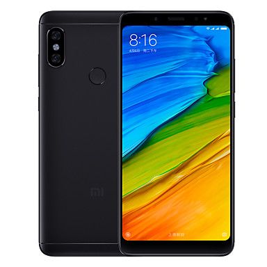 "Xiaomi Redmi Nîşe 5 Global Version 5.99inch ""smartphone 4G (+ 3GB 32GB 5mp / 12mp Snapdragon 636 4000mAh) / #06652337 Camera Dual"