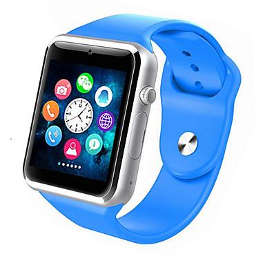 Reloj elegante W8 para Android Calorías Quemadas / Standby Largo / Llamadas con Manos Libres / Pantalla Táctil / Cámara Reloj Cronómetro / Recordatorio de Llamadas / Seguimiento de Actividad / 0.3 MP