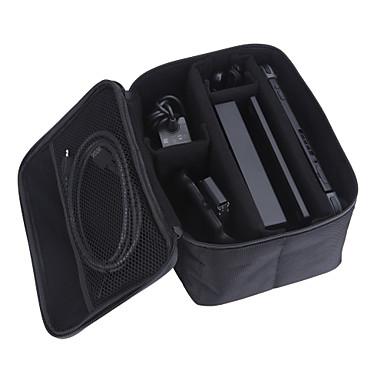 povoljno Nintendo Switch Accessories-HY568265 Bez žice Torbe Za Nintendo Switch ,  Prijenosno Torbe Najlon 11 pcs jedinica