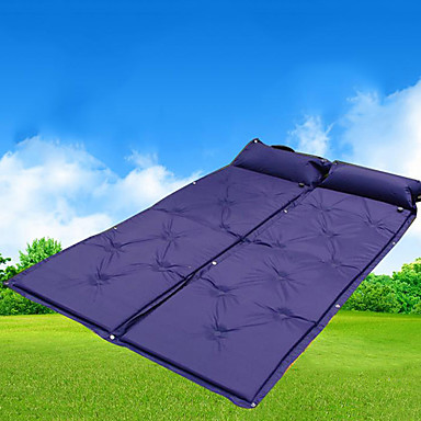 Air Pad / Sleeping Pad Outdoor Camping Moistureproof, Inflated Camping / Hiking, Outdoor for 1 person