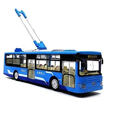Carros de Brinquedo Veiculo de Construção Ônibus Para Meninos Para Meninas Brinquedos Dom