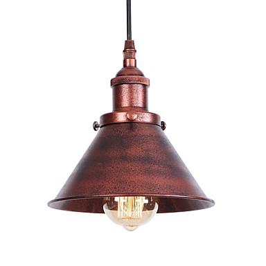 Lumini pandantiv Lumină Spot Pictate finisaje Metal Anti Orbire, Stil Minimalist, Protecție Ochi 110-120V / 220-240V Bec Inclus / E26 / E27