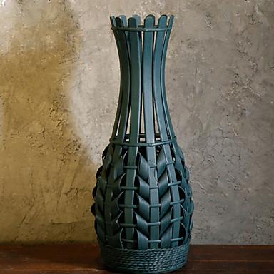 Flori artificiale 1 ramură Clasic Vintage Vază Față de masă flori