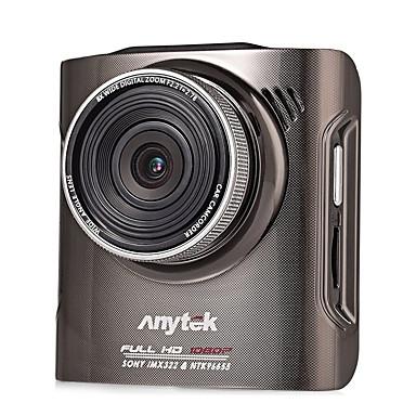 Anytek A3 1080p Vedere nocturnă Car DVR 170 Grade Unghi larg 2.4 inch Dash Cam cu G-Sensor Car recorder