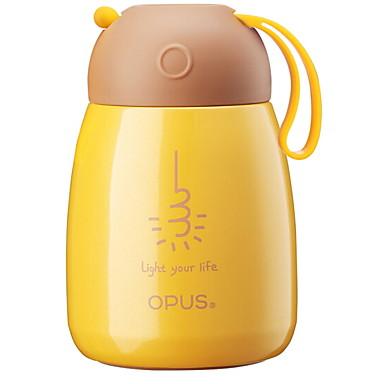 Drinkware Teak / PP+ABS Cupa vid Portabil / Reținerea de căldură / -Izolate termic 1 pcs