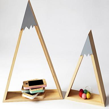 1 buc Lemn stil minimalist pentru Pagina de decorare, Decoratiuni interioare Cadouri
