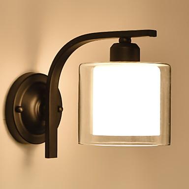 Modern / Contemporan Becuri de perete Sufragerie / Dormitor Metal Lumina de perete 220-240V 40 W / E27