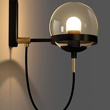 Cool Modern / Contemporan Becuri de perete Sufragerie Metal Lumina de perete 220-240V 40 W