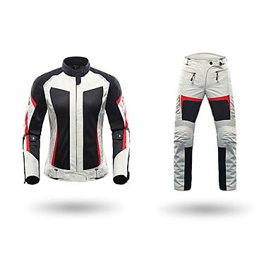 DUHAN 186 Imbracaminte pentru motociclete Seturi de pantaloni pentru jacheteforDame Poliester / Material Plasă care Respiră Vară