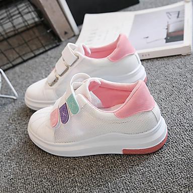 Basket Maille Femme Polyuréthane Printemps Chaussures Confort ft04Tn4