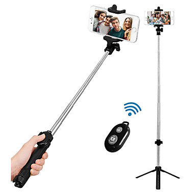 VORMOR Bâț Selfie Bluetooth Extensibil Lungime maxima 77 cm Pentru Android / Universal / iOS Android / iOS