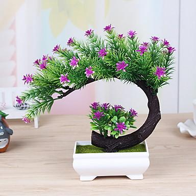 Flori artificiale 1 ramură Clasic Rustic / Tradițional Plante Față de masă flori