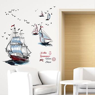 Autocolante de Perete Decorative - Animal Stickers de perete Transportare Sufragerie / Dormitor / Baie