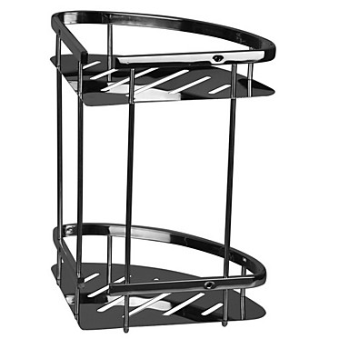 Bathroom Shelf New Design / Multilayer / Multifunction Modern Stainless steel 1pc Floor Mounted