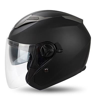 povoljno Motori i quadovi-YOHE YH-868 Polu-kaciga Odrasli Uniseks Motocikl Kaciga Prozračnost / Dezodorans / Anti-znoj
