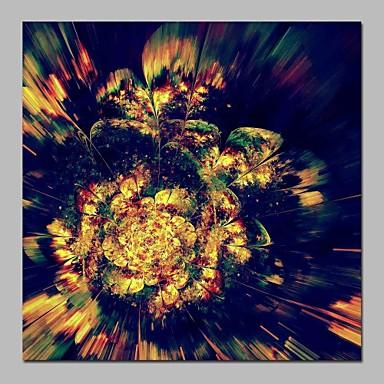 Print Stretched Canvas Prints - Fantazija / Cvjetni / Botanički Moderna