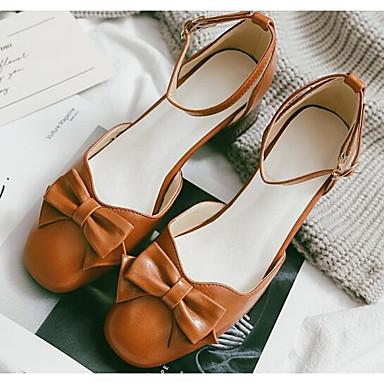 Confort Basique Beige à Printemps Noir Chaussures Jaune Bottier Chaussures Automne Polyuréthane Talon Escarpin Femme 06811297 Talons w8YqIO