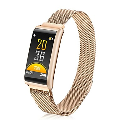 Smart Narukvica YY-R02 za Android 4.3 i noviji / iOS 7 i noviji Mjerenje krvnog tlaka / Kalorija / Ekran na dodir / Vježba se Prijava / Brojači koraka Brojač koraka / Podsjetnik za pozive / Mjera