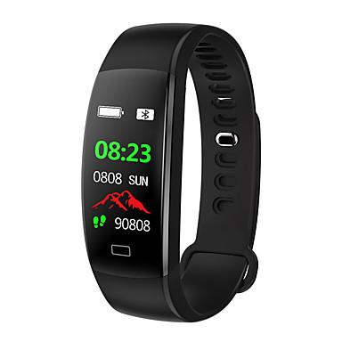 olcso Aktivitásmérő pántok, csíptetők, karkötők-BoZhuo F64HR Uniszex Intelligens Watch Android iOS Bluetooth Sportok Vízálló Szívritmus monitorizálás Vérnyomásmérés Elégetett kalória Lépésszámláló Hívás emlékeztető Alvás nyomkövető ülő Emlékeztet