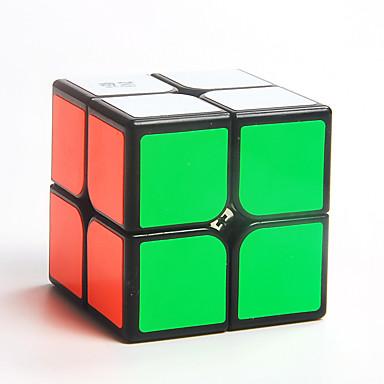 Rubik kocka QI YI Warrior 2*2*2 Sima Speed Cube Rubik-kocka Puzzle Cube Ajándék Lány