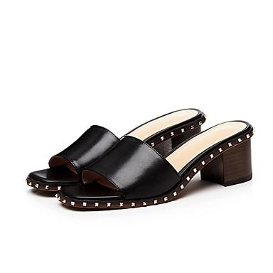 Talons Talon Nappa Chaussures Vin Bottier à Printemps Femme été Cuir Confort Chaussures Noir 06801572 Ba8y1ywzqF