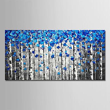 Bene Hang-dipinto Ad Olio Dipinta A Mano - Paesaggi Floreale - Botanical Modern Senza Telaio Interno - Tela Arrotolata #06813260
