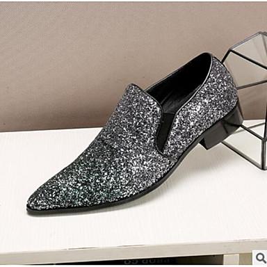 Homme Chaussures Formal Cuir Eté Mocassins et Chaussons+D6148 Noir / / / Bureau et carrière | Pour Gagner L'éloge Chaleureux De La Part Des Clients  0b40b0