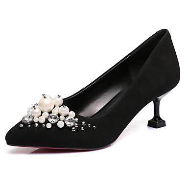 Confort Peau Rose Femme Talon Chaussures Basique dragée à Printemps  Escarpin Noir 06797480 de Talons Chaussures ... 1d4e99e814ef
